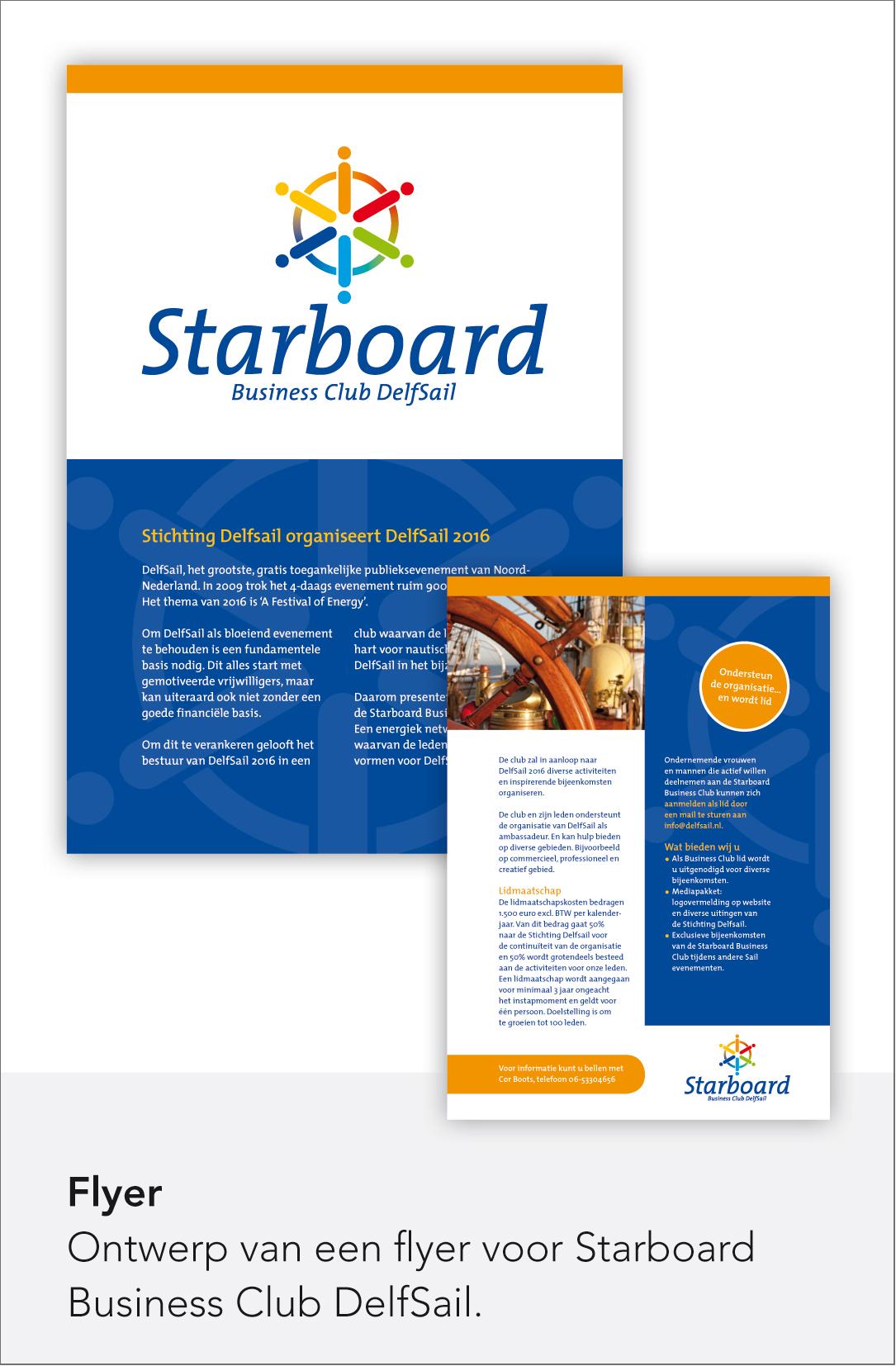 Starboard BCD - Flyer
